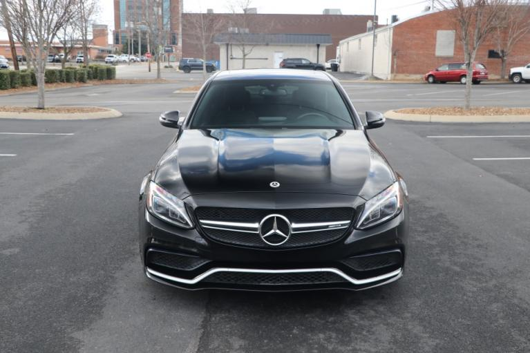 Used 2018 Mercedes-Benz C63 S AMG RWD W/NAV AMG C63 S SEDAN for sale Sold at Auto Collection in Murfreesboro TN 37130 5