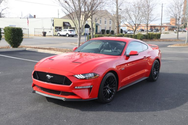 Used 2020 Ford MUSTANG GT PREMIUM 6 SPEED W/NAV GT PREMIUM COUPE for sale $41,950 at Auto Collection in Murfreesboro TN 37130 2