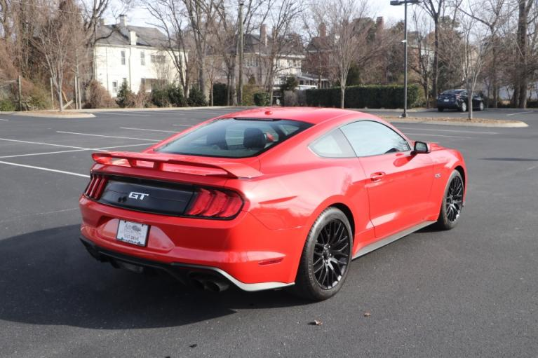 Used 2020 Ford MUSTANG GT PREMIUM 6 SPEED W/NAV GT PREMIUM COUPE for sale $41,950 at Auto Collection in Murfreesboro TN 37130 3