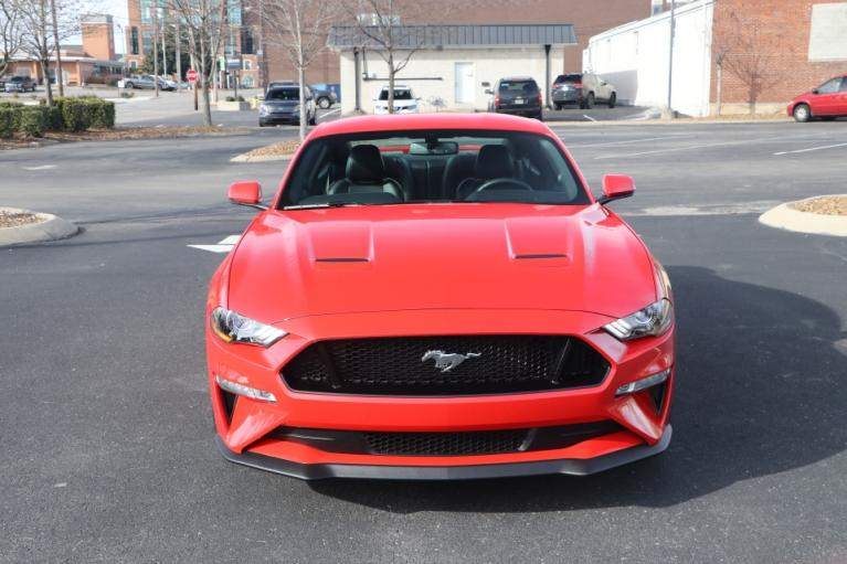 Used 2020 Ford MUSTANG GT PREMIUM 6 SPEED W/NAV GT PREMIUM COUPE for sale $40,950 at Auto Collection in Murfreesboro TN 37130 5