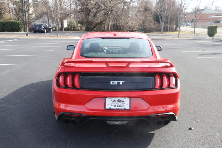 Used 2020 Ford MUSTANG GT PREMIUM 6 SPEED W/NAV GT PREMIUM COUPE for sale $40,950 at Auto Collection in Murfreesboro TN 37130 6