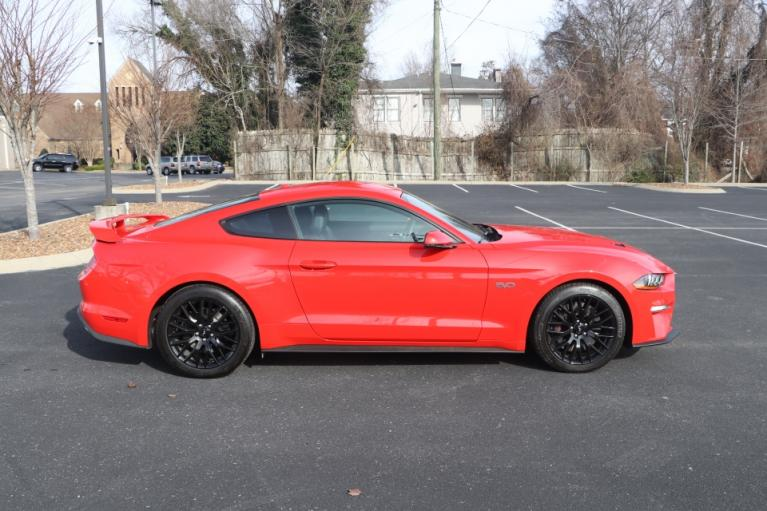 Used 2020 Ford MUSTANG GT PREMIUM 6 SPEED W/NAV GT PREMIUM COUPE for sale $40,950 at Auto Collection in Murfreesboro TN 37130 8