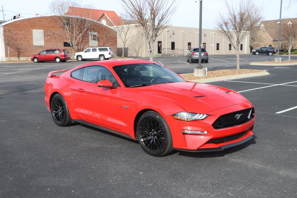 Used 2020 Ford MUSTANG GT PREMIUM 6 SPEED W/NAV GT PREMIUM COUPE for sale $41,950 at Auto Collection in Murfreesboro TN 37130 1