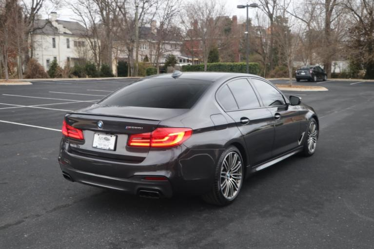 Used 2018 BMW M550i xDrive W/NAV M550I XDRIVE for sale $46,950 at Auto Collection in Murfreesboro TN 37130 3