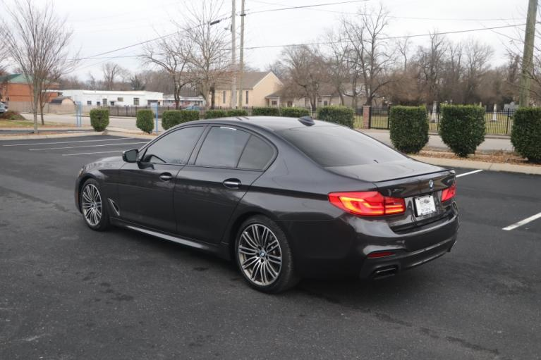 Used 2018 BMW M550i xDrive W/NAV M550I XDRIVE for sale $46,950 at Auto Collection in Murfreesboro TN 37130 4