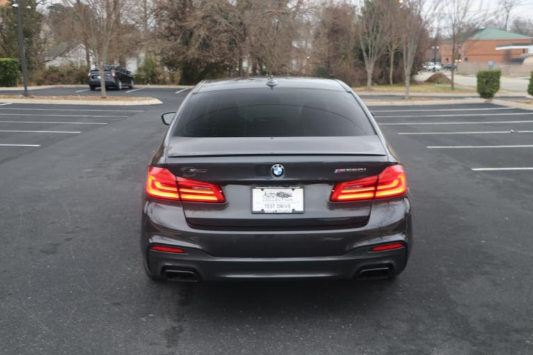 Used 2018 BMW M550i xDrive W/NAV M550I XDRIVE for sale $46,950 at Auto Collection in Murfreesboro TN 37130 6
