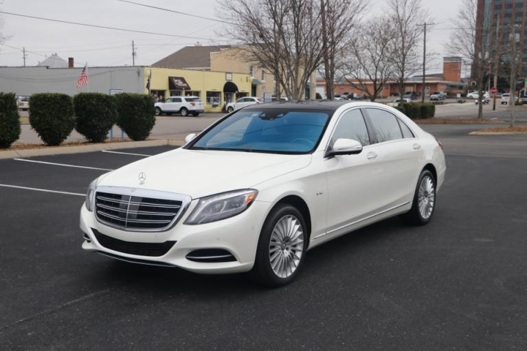 Used 2016 Mercedes-Benz S600 RWD EXECUTIVE W/NAV for sale Sold at Auto Collection in Murfreesboro TN 37130 2
