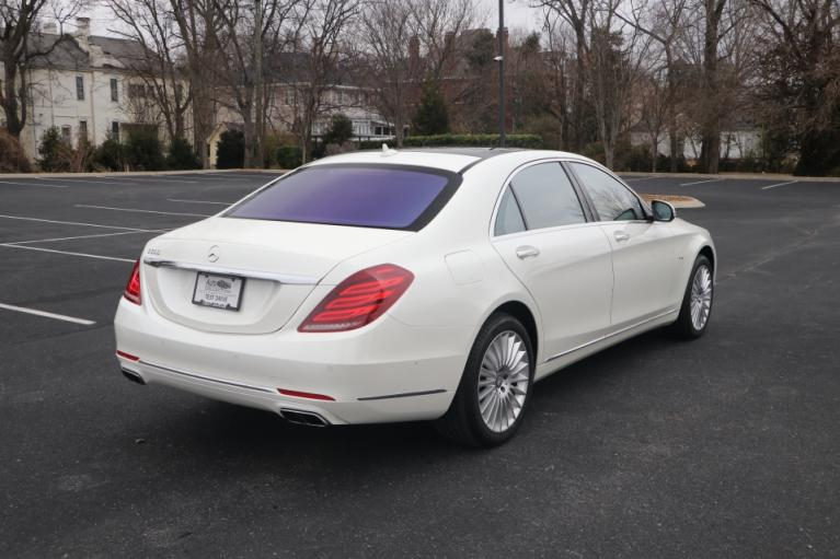 Used 2016 Mercedes-Benz S600 RWD EXECUTIVE W/NAV for sale Sold at Auto Collection in Murfreesboro TN 37130 3