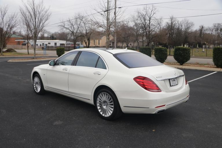 Used 2016 Mercedes-Benz S600 RWD EXECUTIVE W/NAV for sale Sold at Auto Collection in Murfreesboro TN 37130 4