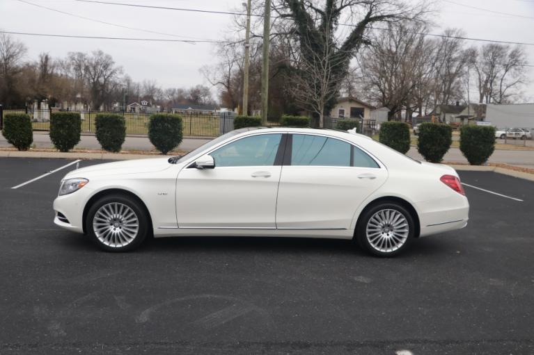 Used 2016 Mercedes-Benz S600 RWD EXECUTIVE W/NAV S600 for sale $89,950 at Auto Collection in Murfreesboro TN 37130 7