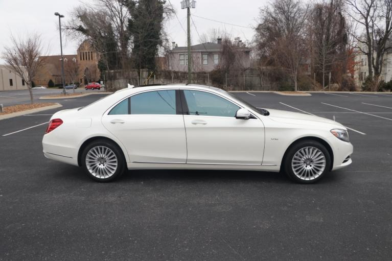 Used 2016 Mercedes-Benz S600 RWD EXECUTIVE W/NAV S600 for sale $89,950 at Auto Collection in Murfreesboro TN 37130 8