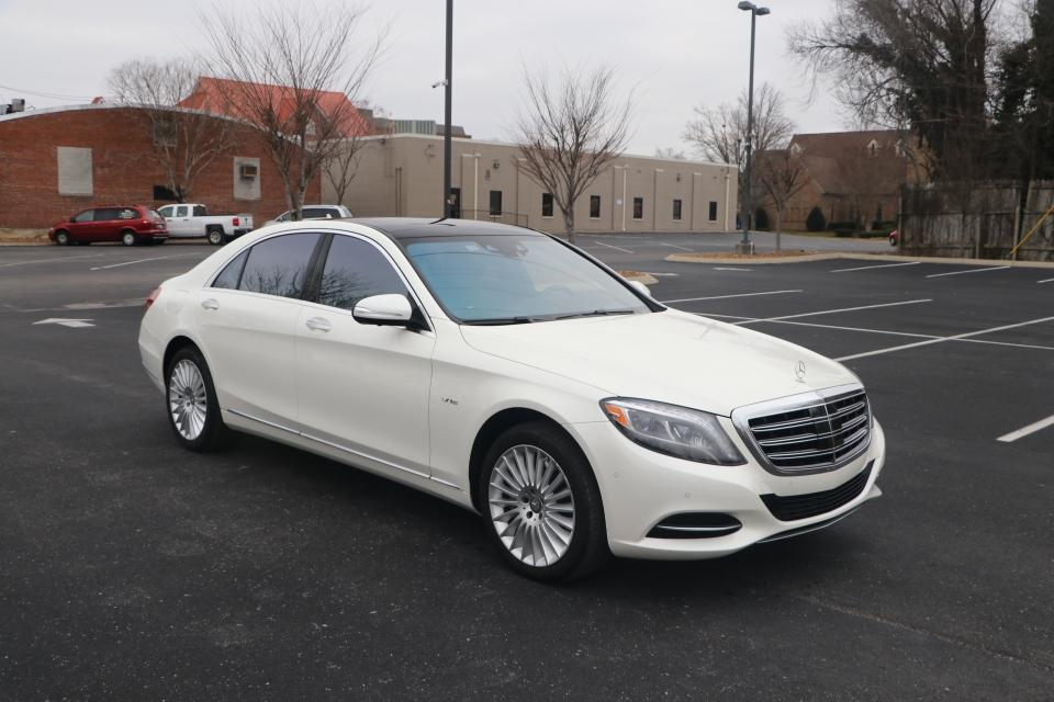 Used 2016 Mercedes-Benz S600 RWD EXECUTIVE W/NAV for sale Sold at Auto Collection in Murfreesboro TN 37130 1