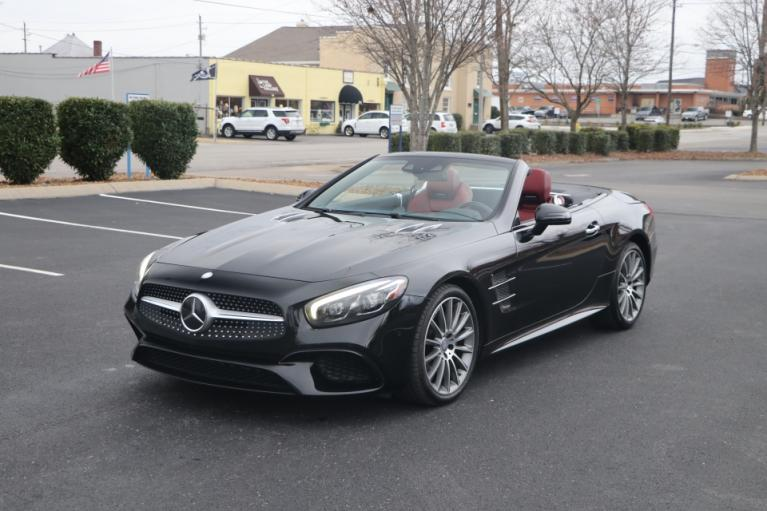 Used 2017 Mercedes-Benz SL550 ROADSTER RWD W/NAV SL550 for sale $54,950 at Auto Collection in Murfreesboro TN 37130 2