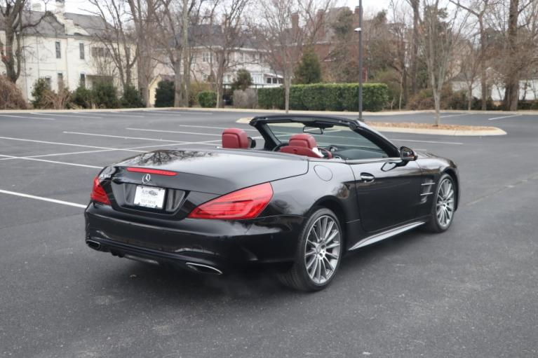 Used 2017 Mercedes-Benz SL550 ROADSTER RWD W/NAV for sale $56,950 at Auto Collection in Murfreesboro TN 37130 3
