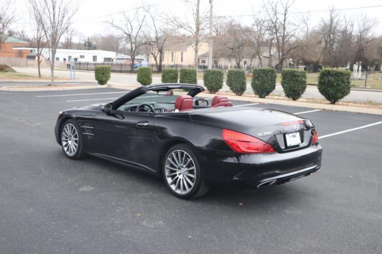 Used 2017 Mercedes-Benz SL550 ROADSTER RWD W/NAV SL550 for sale $54,950 at Auto Collection in Murfreesboro TN 37130 4