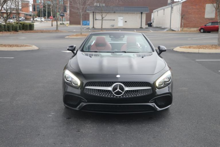 Used 2017 Mercedes-Benz SL550 ROADSTER RWD W/NAV for sale $56,950 at Auto Collection in Murfreesboro TN 37130 5