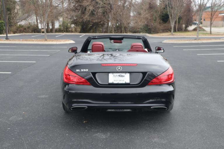 Used 2017 Mercedes-Benz SL550 ROADSTER RWD W/NAV for sale $56,950 at Auto Collection in Murfreesboro TN 37130 6