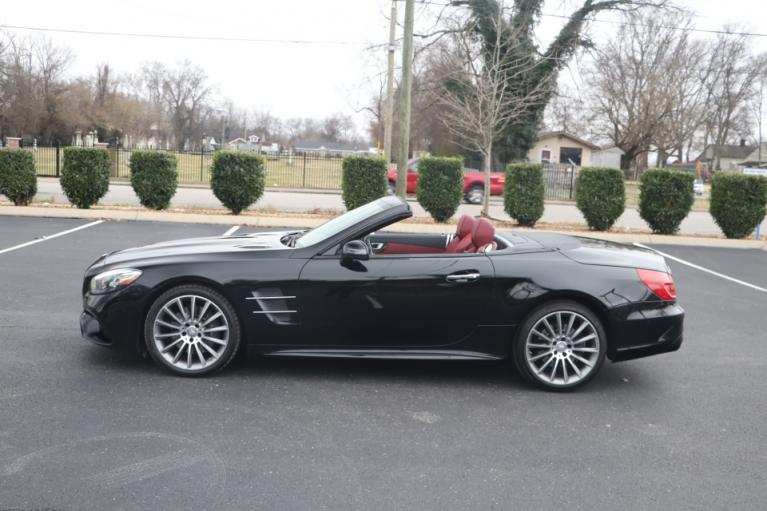 Used 2017 Mercedes-Benz SL550 ROADSTER RWD W/NAV for sale $56,950 at Auto Collection in Murfreesboro TN 37130 7