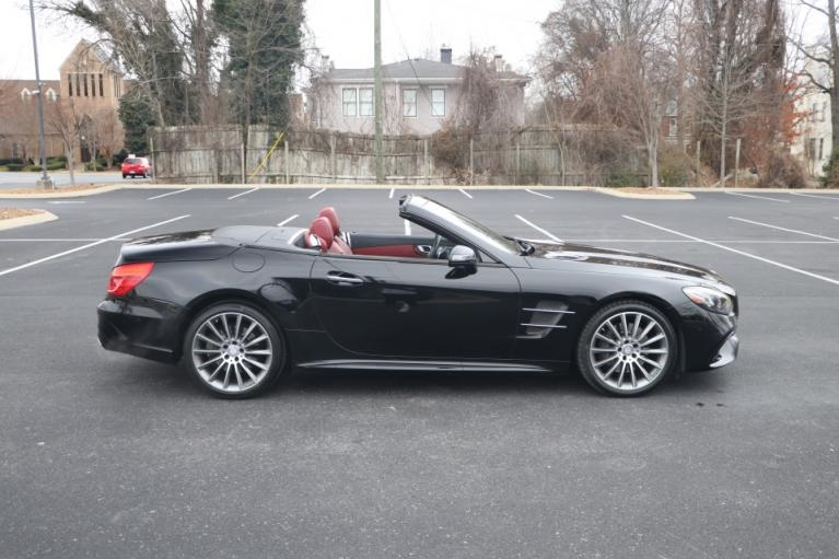 Used 2017 Mercedes-Benz SL550 ROADSTER RWD W/NAV for sale $56,950 at Auto Collection in Murfreesboro TN 37130 8