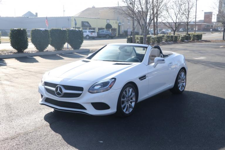 Used 2017 Mercedes-Benz SLC 300 ROADSTER RWD W/NAV SLC300 for sale Sold at Auto Collection in Murfreesboro TN 37130 2