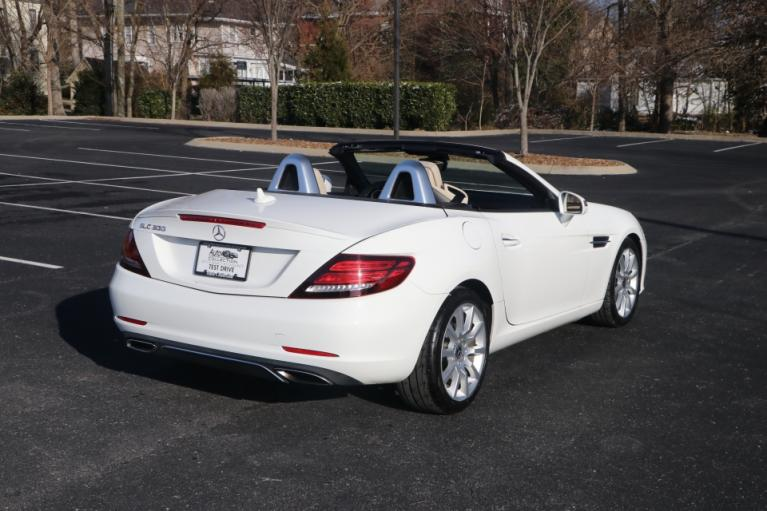 Used 2017 Mercedes-Benz SLC 300 ROADSTER RWD W/NAV SLC300 for sale Sold at Auto Collection in Murfreesboro TN 37130 3