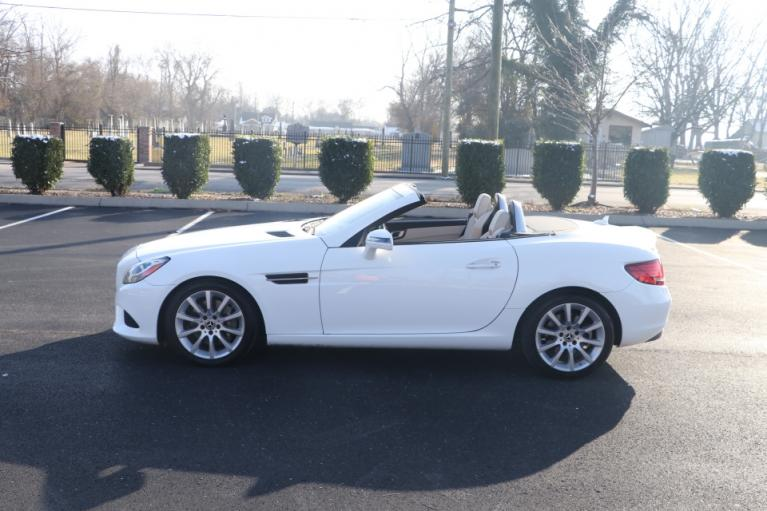 Used 2017 Mercedes-Benz SLC 300 ROADSTER RWD W/NAV SLC300 for sale Sold at Auto Collection in Murfreesboro TN 37130 7