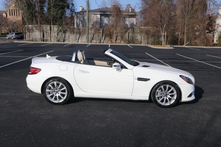 Used 2017 Mercedes-Benz SLC 300 ROADSTER RWD W/NAV SLC300 for sale Sold at Auto Collection in Murfreesboro TN 37130 8