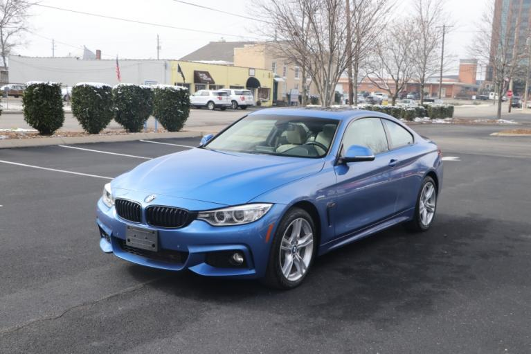 Used 2017 BMW 430XI xDrive COUPE W/M SPORT PKG M SPORT XDRIVE for sale $31,950 at Auto Collection in Murfreesboro TN 37130 2