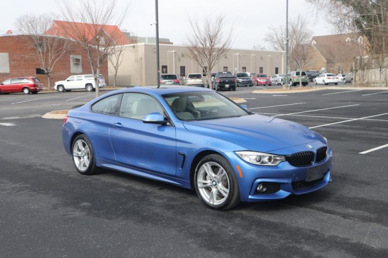 Used 2017 BMW 430XI xDrive COUPE W/M SPORT PKG for sale Sold at Auto Collection in Murfreesboro TN 37130 1
