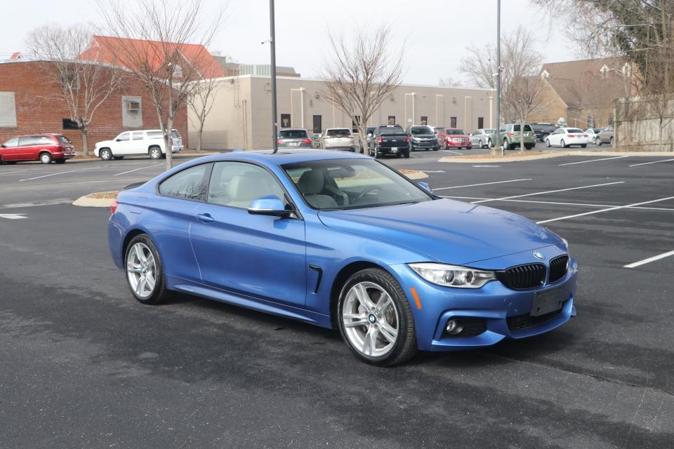 U 2017 BMW 430XI xDrive COUPE W/M SPORT PKG M SPORT XDRIVE for sale $33,950 at Auto Collection in Murfreesboro TN 37130 1