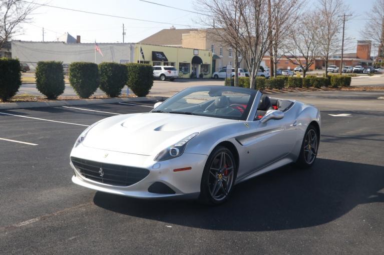 Used 2016 Ferrari CALIFORNIA T CONVERTIBLE RWD W/NAV CONVERTIBLE T for sale $149,950 at Auto Collection in Murfreesboro TN 37130 2