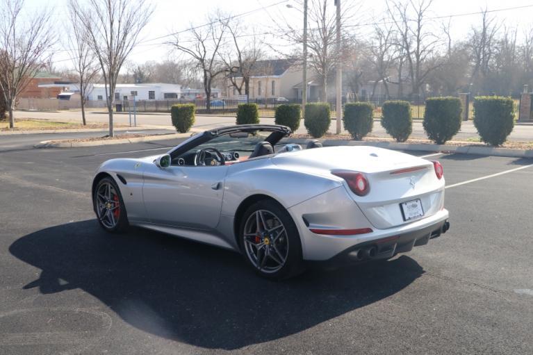 Used 2016 Ferrari CALIFORNIA T CONVERTIBLE RWD W/NAV CONVERTIBLE T for sale $149,950 at Auto Collection in Murfreesboro TN 37130 4