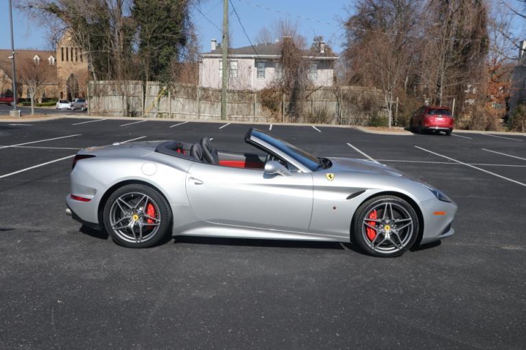 Used 2016 Ferrari CALIFORNIA T CONVERTIBLE RWD W/NAV for sale Sold at Auto Collection in Murfreesboro TN 37130 8
