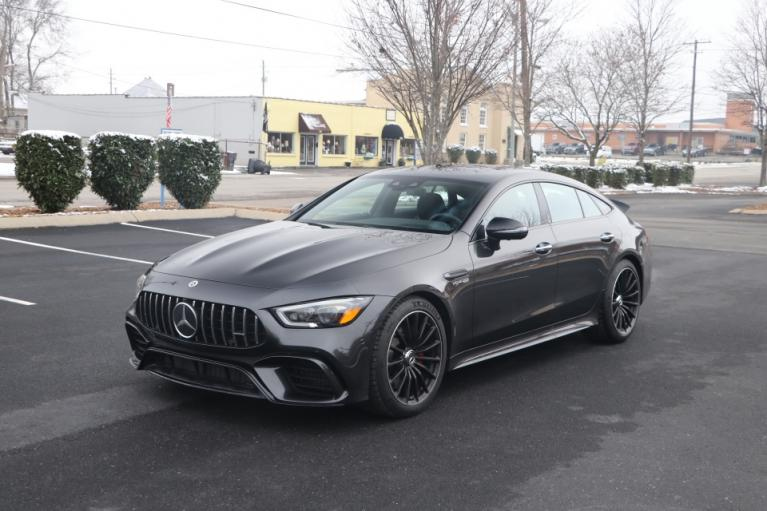 Used 2019 Mercedes-Benz AMG GT 63 AWD W/NAV 63 SEDAN for sale $132,950 at Auto Collection in Murfreesboro TN 37130 2