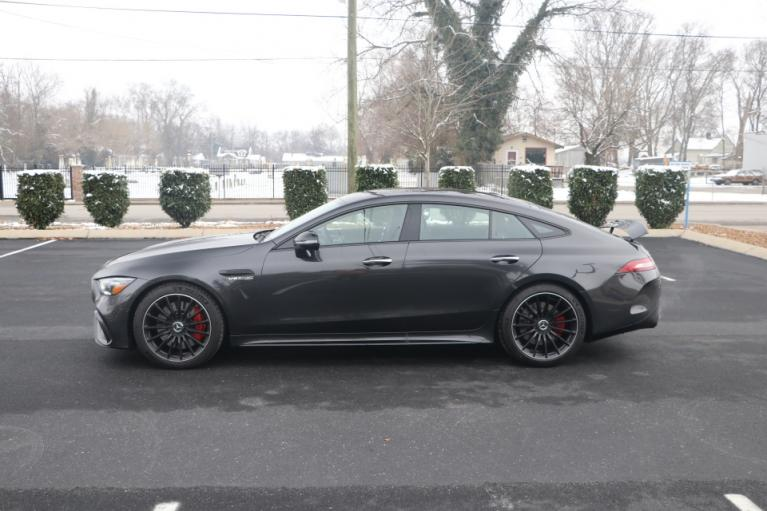 Used 2019 Mercedes-Benz AMG GT 63 AWD W/NAV 63 SEDAN for sale $132,950 at Auto Collection in Murfreesboro TN 37130 7