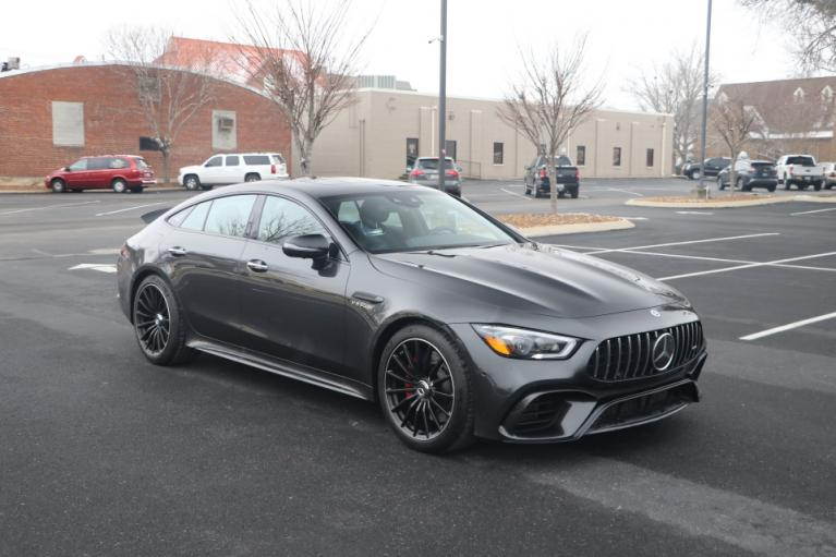 Used Used 2019 Mercedes-Benz AMG GT 63 AWD W/NAV 63 SEDAN for sale $132,950 at Auto Collection in Murfreesboro TN