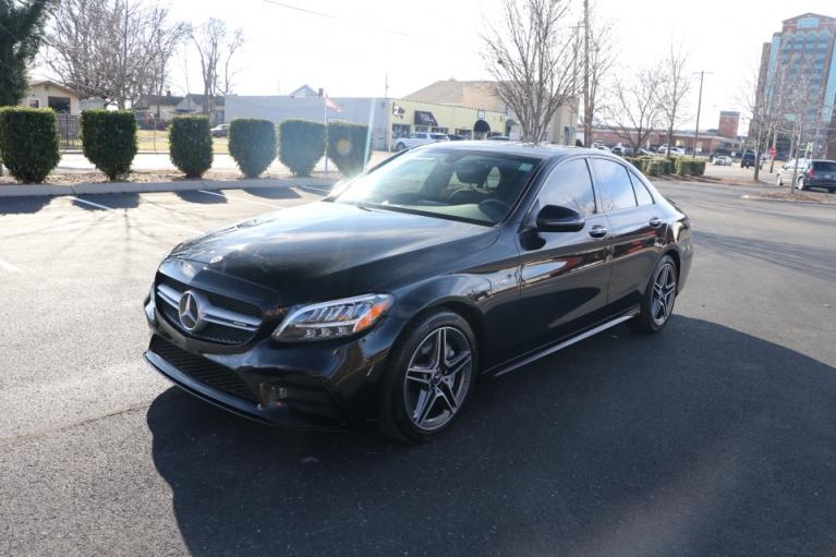 Used 2019 Mercedes-Benz C43 AMG 4MATIC W/NAV C43 AMG SEDAN for sale Sold at Auto Collection in Murfreesboro TN 37130 2