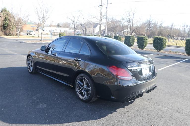 Used 2019 Mercedes-Benz C43 AMG 4MATIC W/NAV C43 AMG SEDAN for sale Sold at Auto Collection in Murfreesboro TN 37130 4