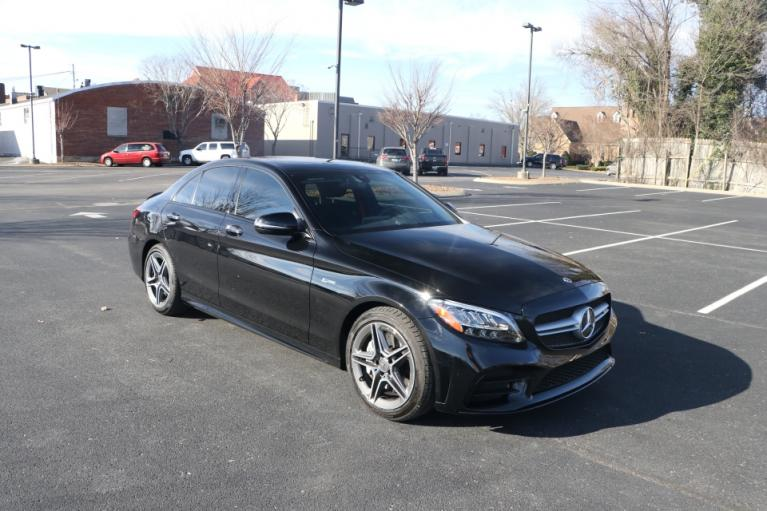 Used 2019 Mercedes-Benz C43 AMG 4MATIC W/NAV C43 AMG SEDAN for sale Sold at Auto Collection in Murfreesboro TN 37130 1