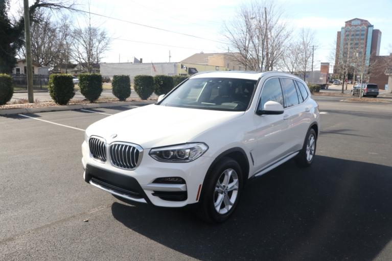 Used 2020 BMW X3 SDRIVE30I SPORT RWD W/PANORAMIC SDRIVE30I for sale Sold at Auto Collection in Murfreesboro TN 37130 2