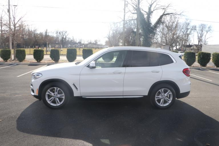 Used 2020 BMW X3 SDRIVE30I SPORT RWD W/PANORAMIC SDRIVE30I for sale Sold at Auto Collection in Murfreesboro TN 37130 7