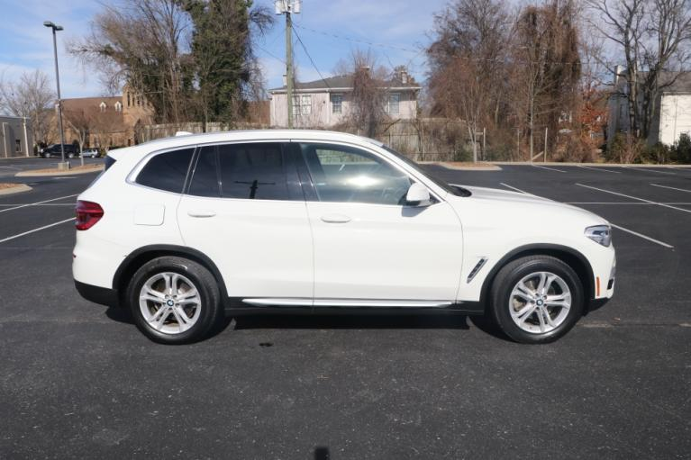 Used 2020 BMW X3 SDRIVE30I SPORT RWD W/PANORAMIC SDRIVE30I for sale Sold at Auto Collection in Murfreesboro TN 37130 8