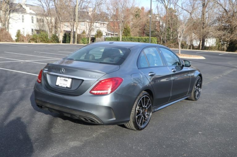 Used 2017 Mercedes-Benz C43 AMG 4MATIC W/NAV C43 AMG SEDAN for sale Sold at Auto Collection in Murfreesboro TN 37130 3