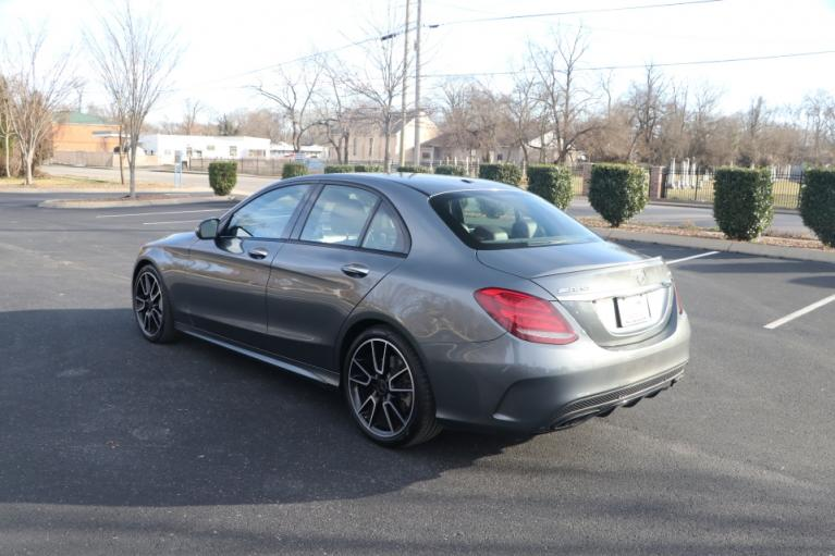Used 2017 Mercedes-Benz C43 AMG 4MATIC W/NAV C43 AMG SEDAN for sale Sold at Auto Collection in Murfreesboro TN 37130 4