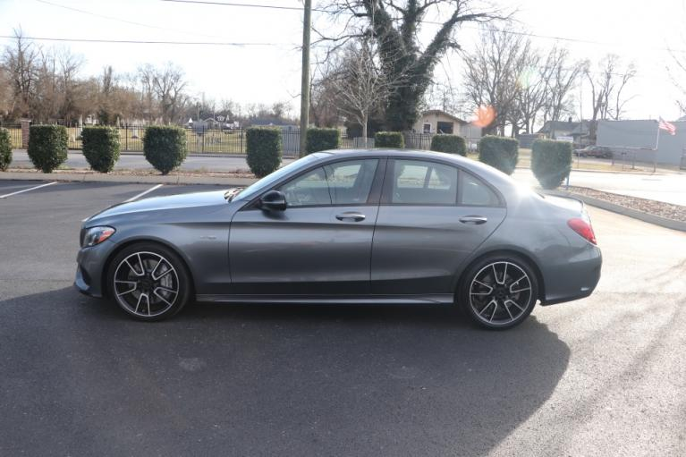Used 2017 Mercedes-Benz C43 AMG 4MATIC W/NAV C43 AMG SEDAN for sale Sold at Auto Collection in Murfreesboro TN 37130 7
