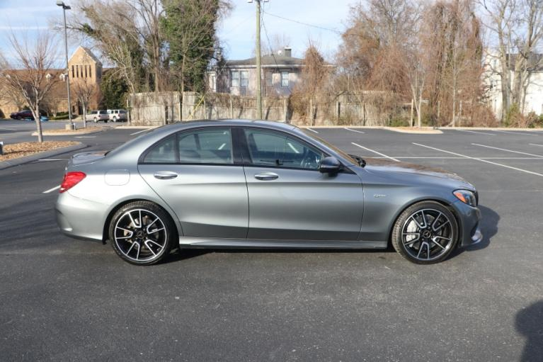 Used 2017 Mercedes-Benz C43 AMG 4MATIC W/NAV C43 AMG SEDAN for sale Sold at Auto Collection in Murfreesboro TN 37130 8