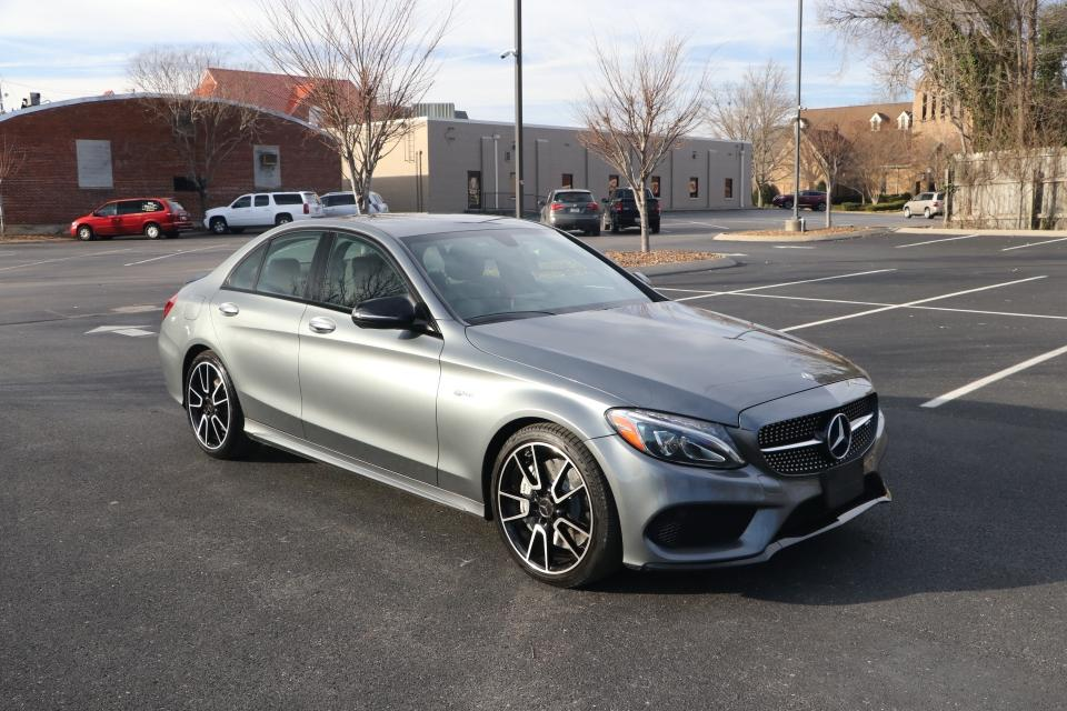 Used 2017 Mercedes-Benz C43 AMG 4MATIC W/NAV C43 AMG SEDAN for sale Sold at Auto Collection in Murfreesboro TN 37130 1
