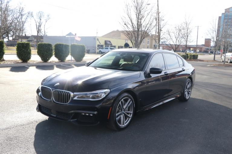 Used 2018 BMW 750I MSPORT RWD W/NAV 750i for sale $52,950 at Auto Collection in Murfreesboro TN 37130 2