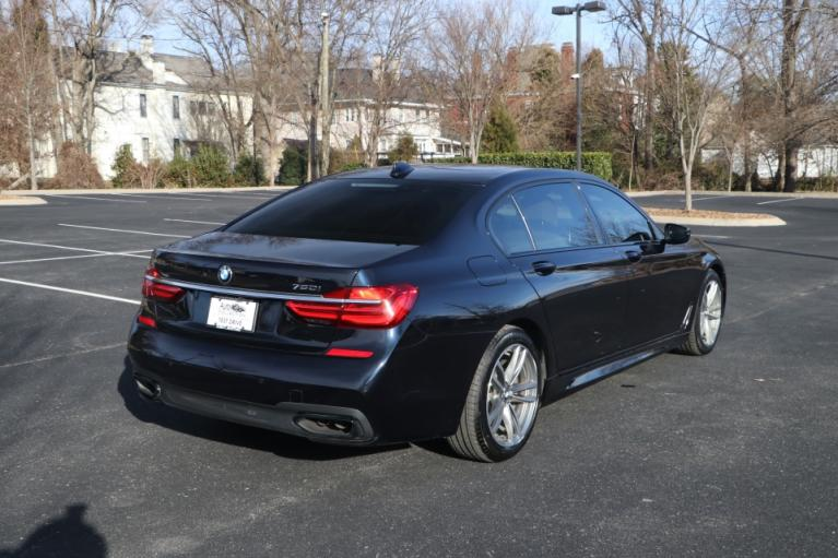 Used 2018 BMW 750I MSPORT RWD W/NAV 750i for sale $52,950 at Auto Collection in Murfreesboro TN 37130 3