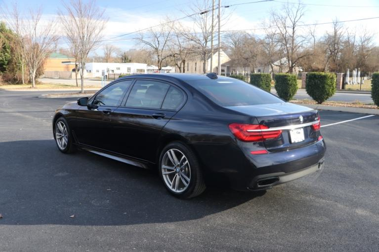 Used 2018 BMW 750I MSPORT RWD W/NAV 750i for sale $52,950 at Auto Collection in Murfreesboro TN 37130 4